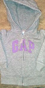 Baby GAP hoodie 6-12 months